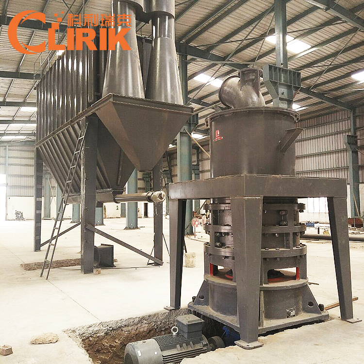 Stone powder machine